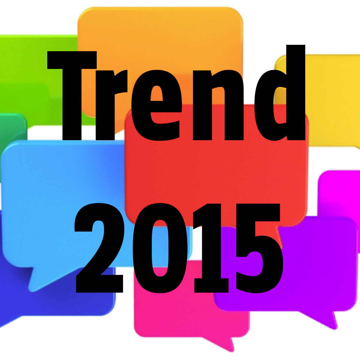 Marketingtrends 2015