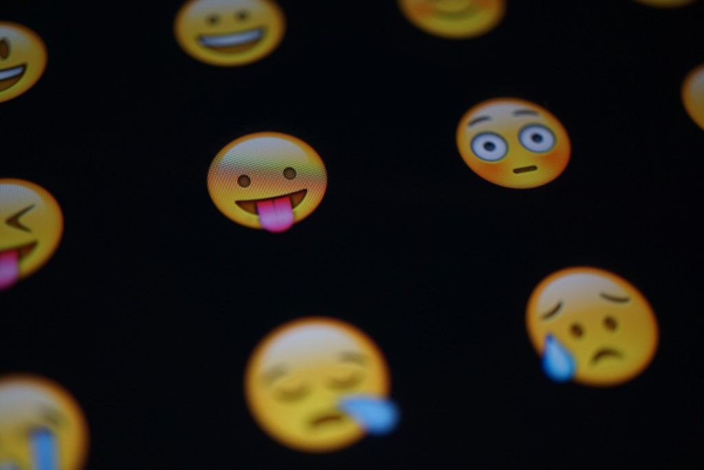 Die beliebten WhatsApp Messenger Emojis.