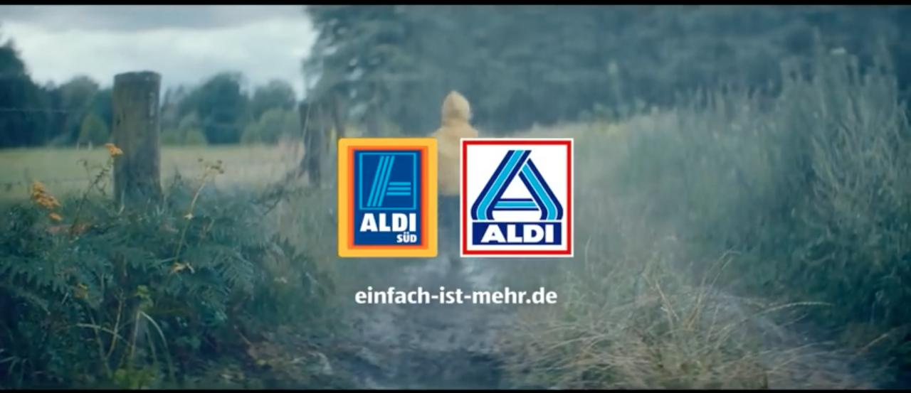 ALDI Werbung