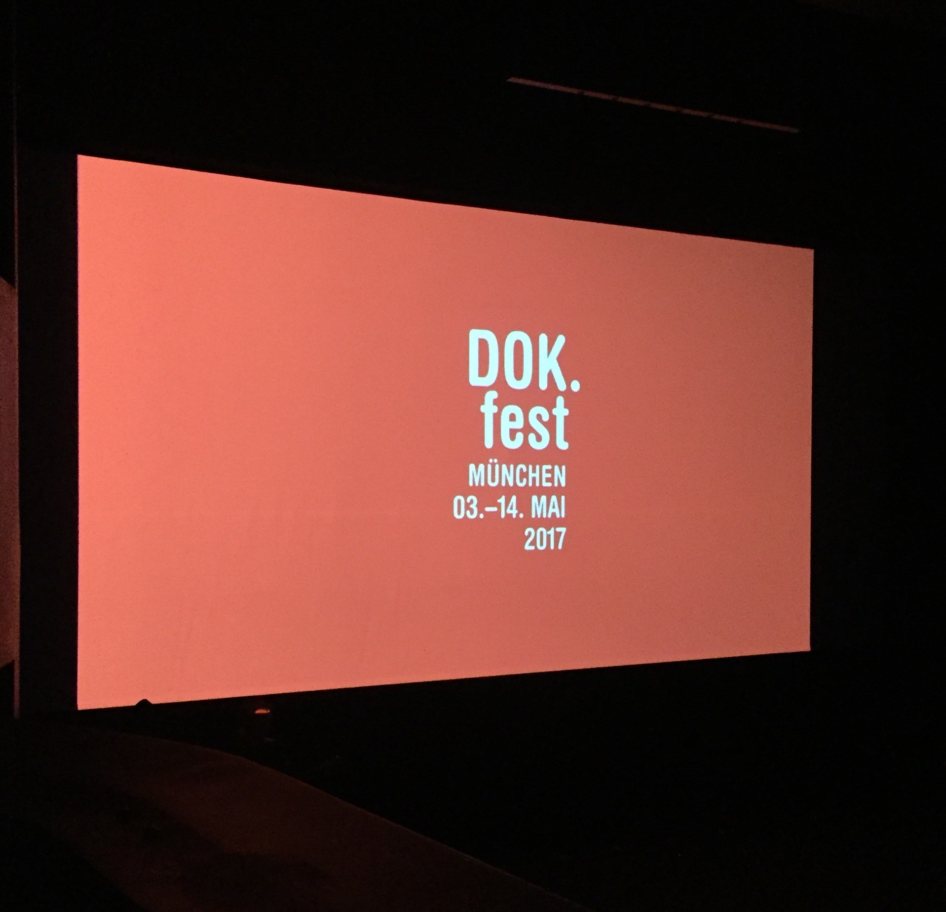 Das 32. internationale DOK.fest 2017 in München