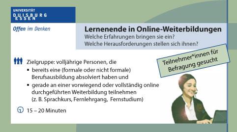 Online-Weiterbildungen