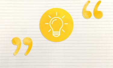 Fokus setzen. Welche Möglichkeiten bieten Anführungszeichen?