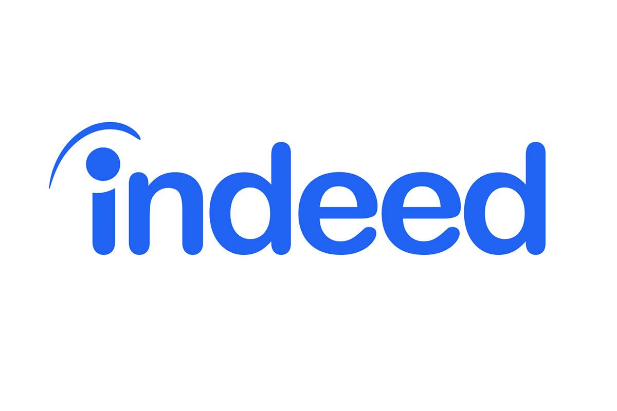 Das Logo von Indeed