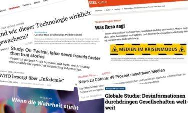 Medien in der Krise? Aktuelle Herausforderungen und Chancen