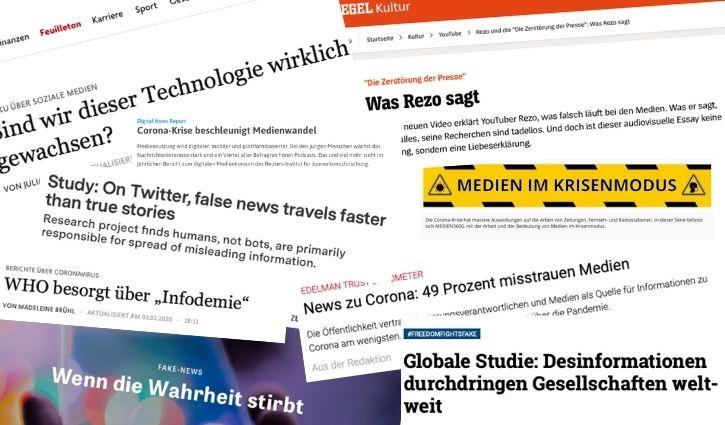 Medien in der Krise?