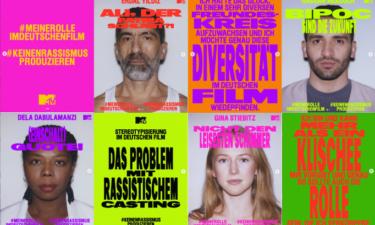 #MeineRolleImDeutschenFilm – MTV Germany Kampagne