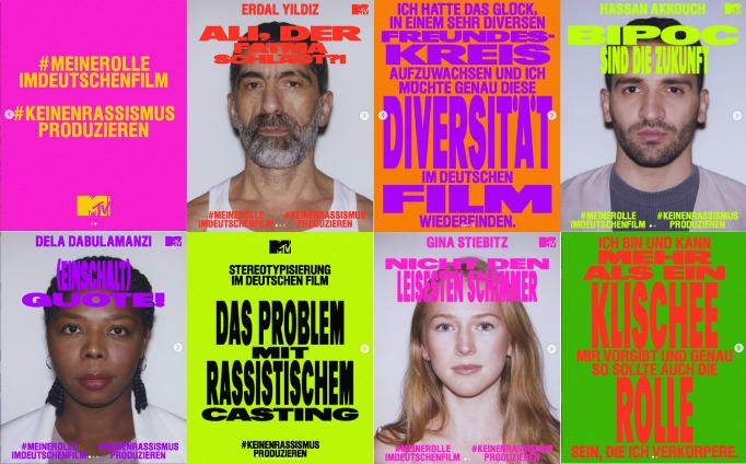 #KeinenRassismusProduzieren - MTV Deutschland Kampagne