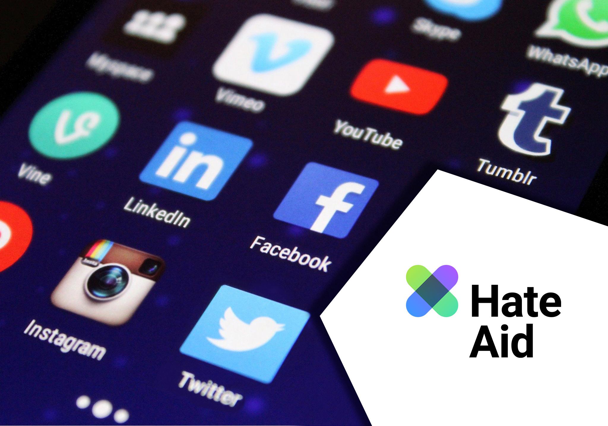 HateAid, die Anlaufstelle gegen digitale Gewalt