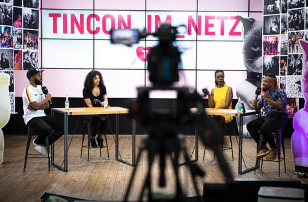 Dikussionnrunde auf der TINCON 2019