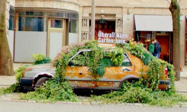 Hornbach Kampagne: Überall kann Garten sein