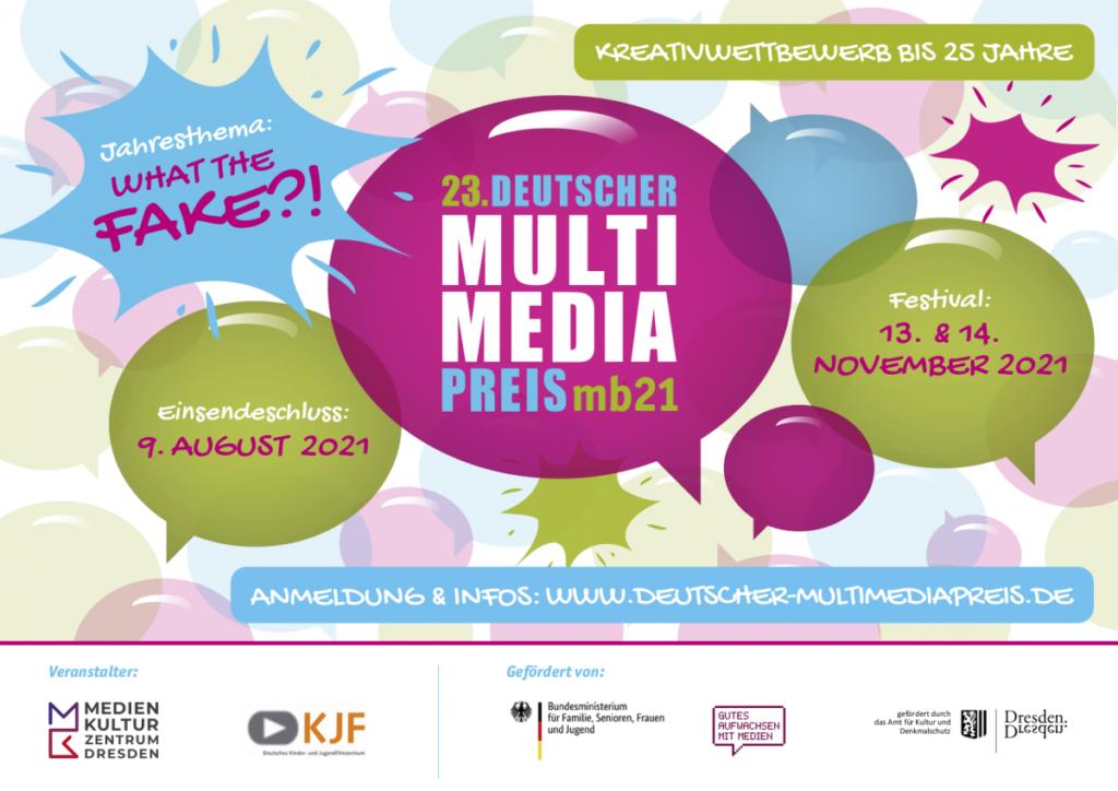 Plakat zum mb21