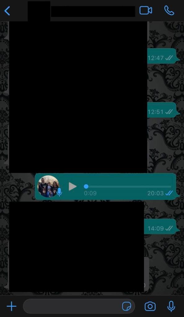 Nicht whatsapp gewesen online aber gelesen nachricht Whatsapp blaue