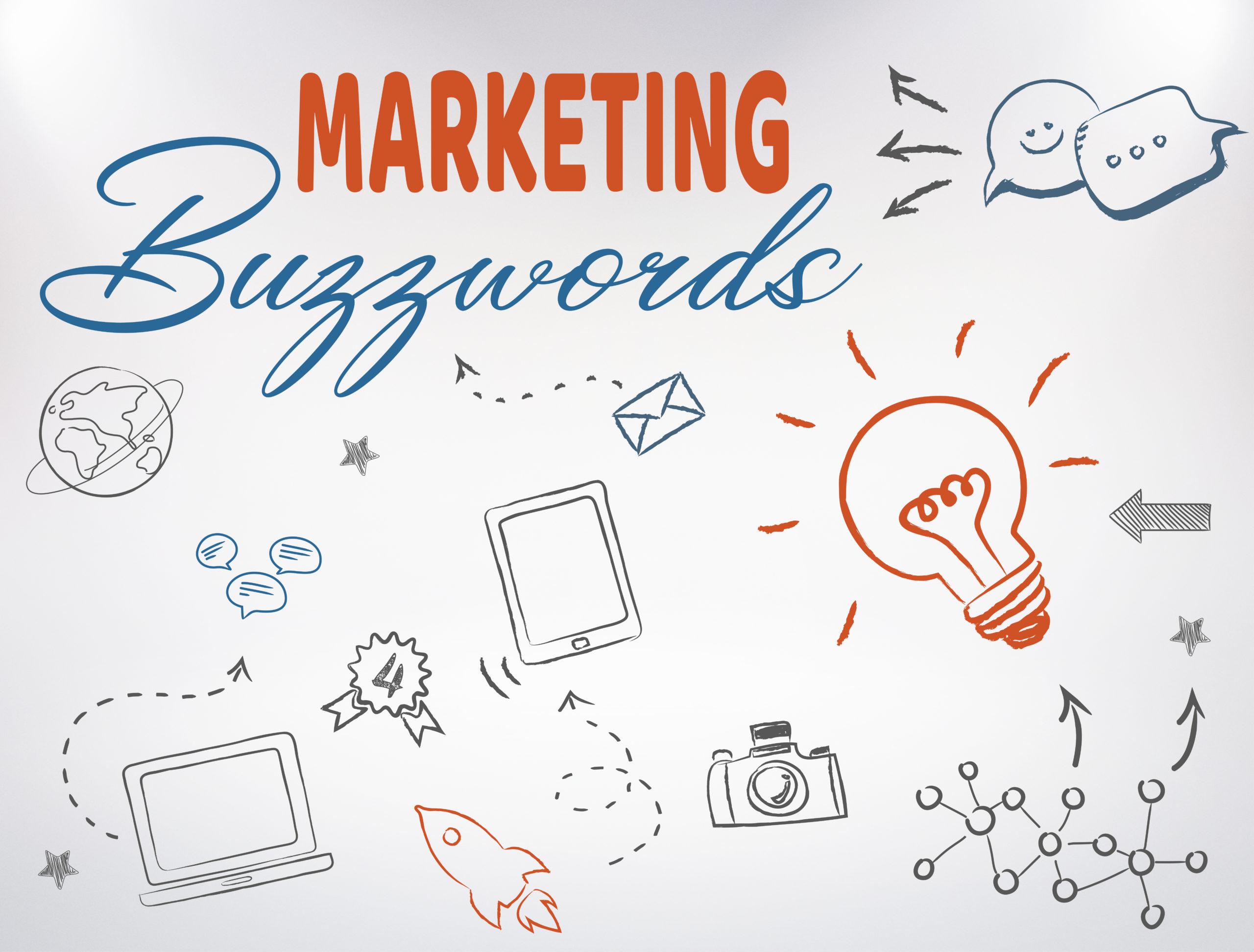 Marketing-Buzzwords