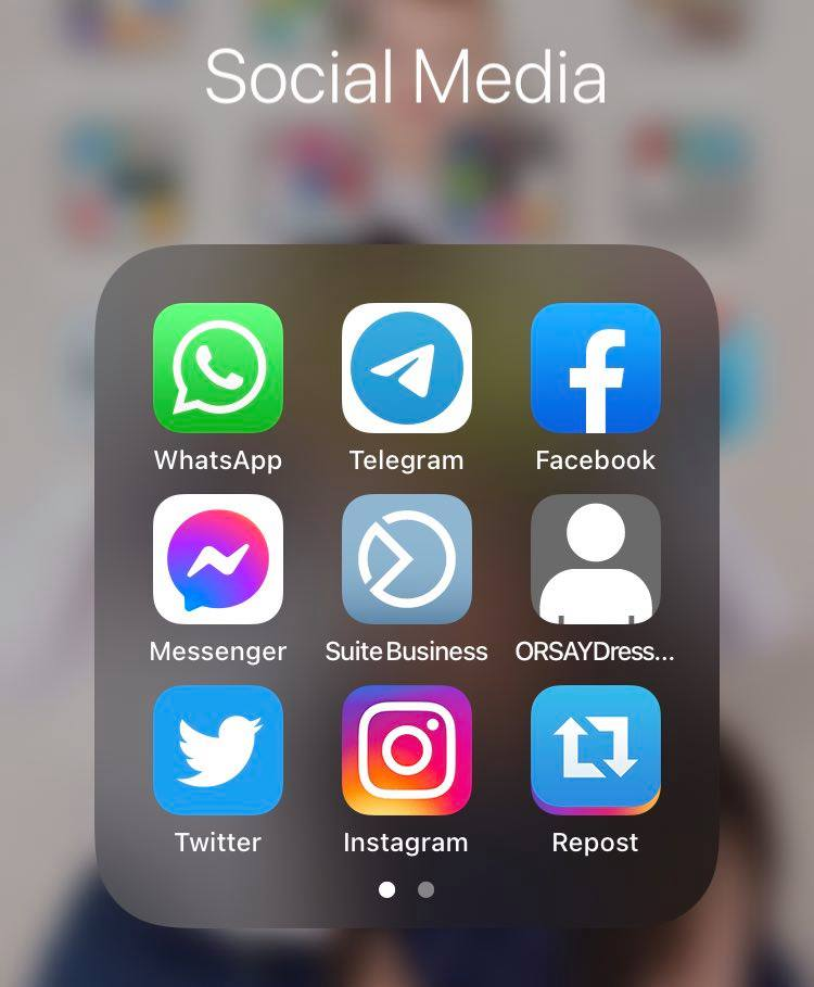 Social-Media-Typen Überblick