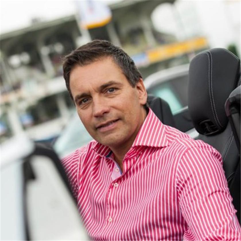 PR-Manager David Rienau