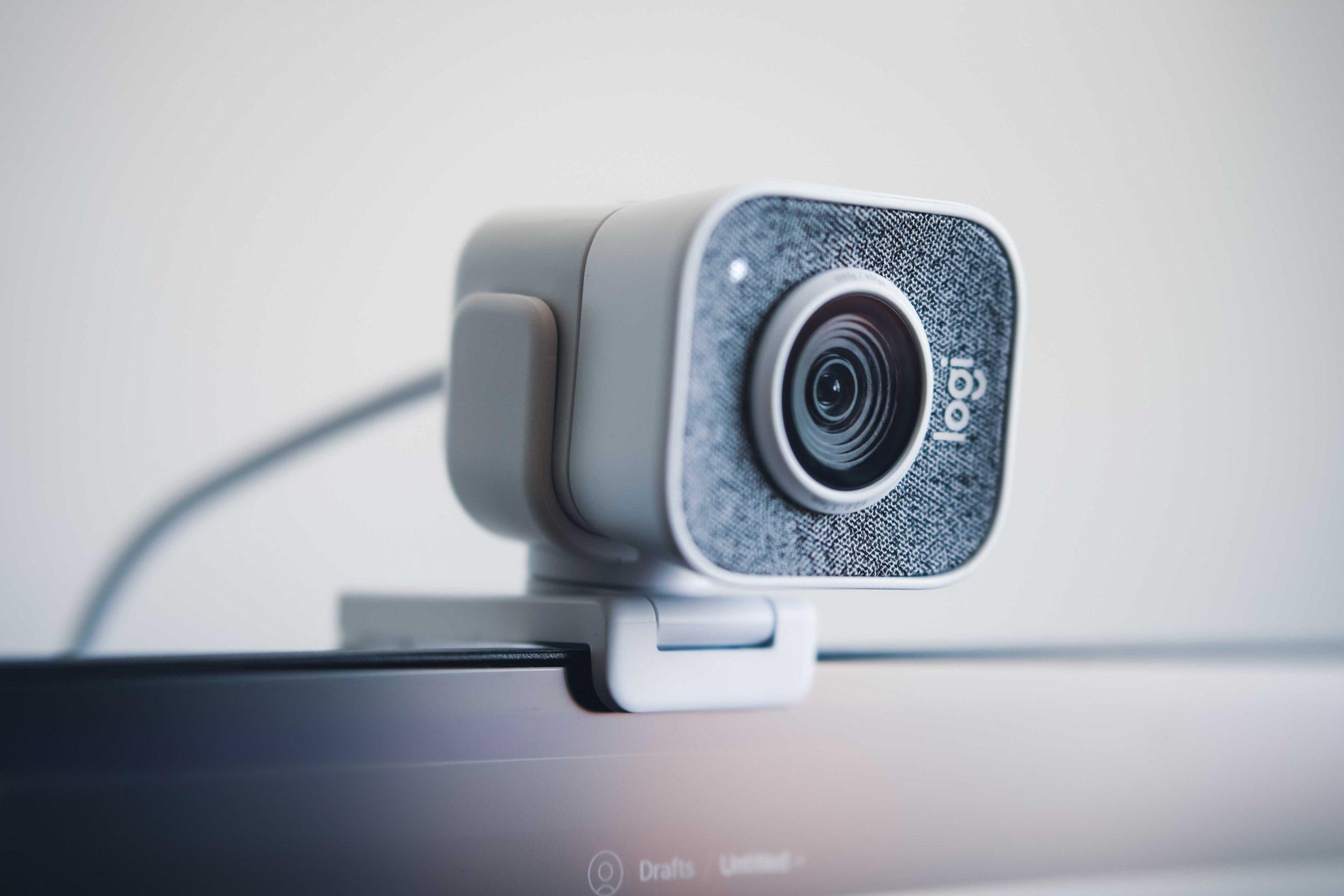 Kontrolle per Webcam