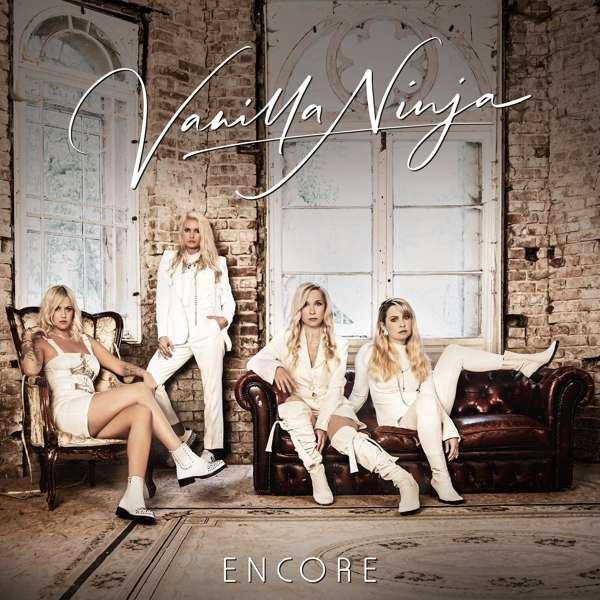 Das Albumcover von Encore.