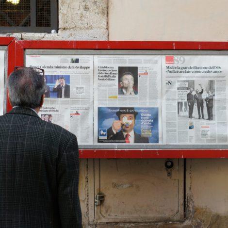 APA Nachrichtenagentur feiert 75. Jubiläum
