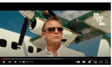"""James Bond Premiere """"Keine Zeit zu sterben"""""""