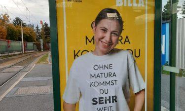 """Billa Kampagne – Shitstorm für """"Mit einer Behinderung wirst du nicht gebraucht"""""""