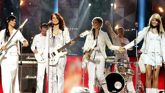 Vanilla Ninja beim Eurovision Song Contest 2005